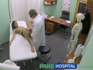 grote borsten, vol natuurlijke tieten thumbnail, kwaliteit patiënt film