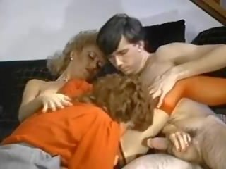 Mature in Crotchless gets Fucked by Couple: Free Porn 56