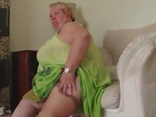 kwaliteit brits tube, alle oma gepost, grannies