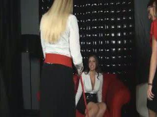 Office Slave gets ridden like a pony