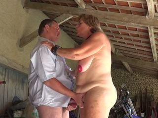 Hot Work: Mature & MILF HD Porn Video f3