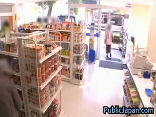 Fucking In The Supermarket Makes Sora Part4