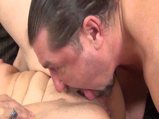cum in mouth, great granny, fun blowjob mov