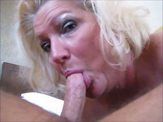 Darlene: ejaculações em boca & maduros porno vídeo f0