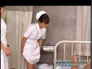 Japanese student nurses training and practice part1