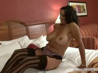 Big Tit Mature Interracial Sex With Persia Monir