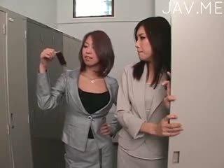 giapponese, lesbica, diteggiatura