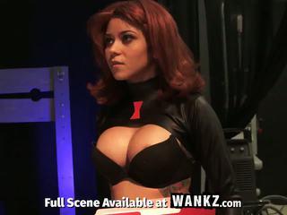 Assvengers Porn Parody - Episode I: Rise Of The Hardon!
