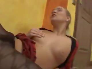 Hardcore Sex in Pantyhose, Free In Pantyhose Porn Video 73