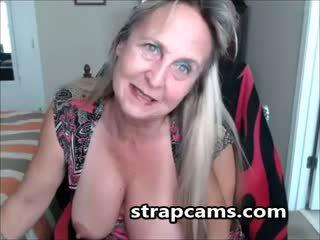heetste grote borsten scène, webcam vid, solo klem