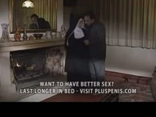 Assfucking a vienuolė