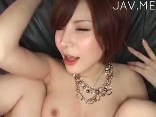mooi japanse video-, pijpbeurt, nominale amateur