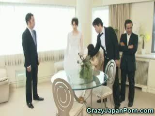 जापानी, blowjob, बालदार