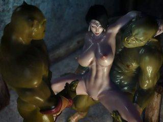 Tekenfilm porno