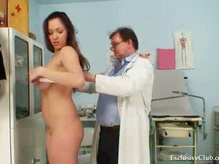 vagina seks, dokter scène, nieuw ziekenhuis
