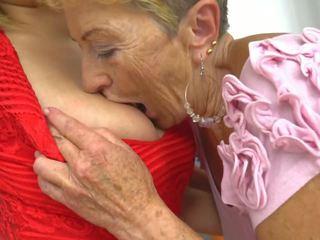 lesbiennes mov, meer grannies scène, u hd porn