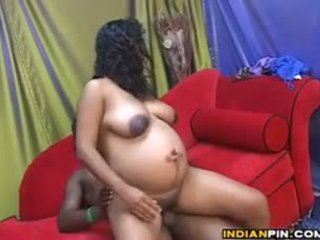 Pregnant Indian With A Big Black Guy