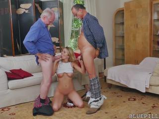 orale seks klem, vaginale sex, nominale kaukasisch mov