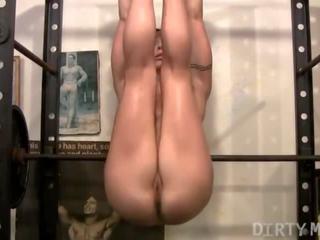 Wenona Hard Nipples and Gym Masturbation, Porn f7