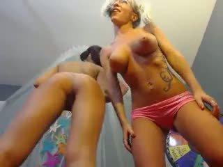 sex toys, lesbians, webcams