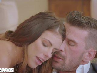 alle brunette scène, vol orale seks porno, spuitende