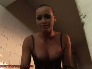 submission clip, ideal mistress action, watch bdsm