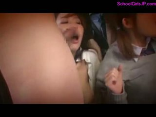 2 Schoolgirls Rapped Fingered Forced To S ...