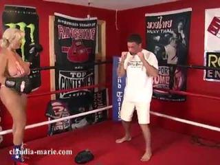 "Claudia Marie Punching Bags <span class=""duration"">- 13 min</span>"