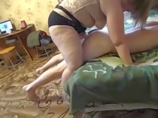 Mature Mom and Her Guy-son Amateur Strapon: Free Porn a2