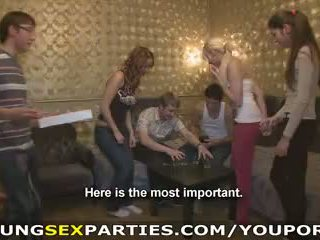 Young Sex Parties - Winter break sex party in a dormitory
