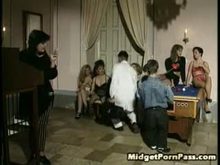 Midget Hookers Stretched In Team Fuck1