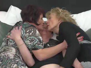 meest lesbiennes film, heet grannies klem, meest matures