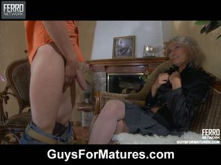 Ninette Robin Nasty Mature Movie