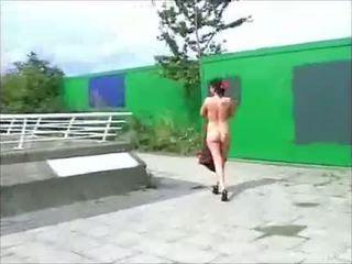Nude in London