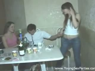 hot group sex thumbnail, ffm, full teen posted