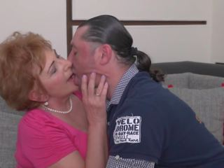 Mom and Granny Suck Big Cocks Like Lollipops: Free Porn 12