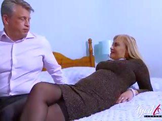 ideaal matures klem, u oude + young mov, groot milf sex scène
