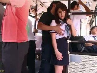 Http://life2sex.com - Japanese sex on bus