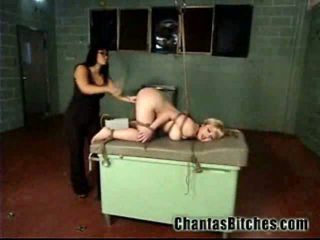 Shes nunca been tied hasta antes!