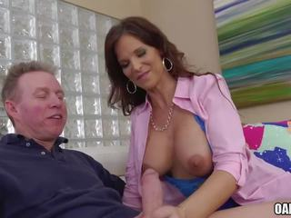 Syren De Mer Knows how to Ride Anally, HD Porn 68