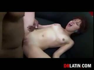 brunette, interracial, latin