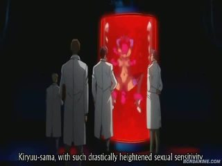 Krūtainas rūdmataina uz monstrs experimental