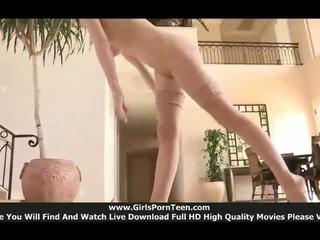 Meghan public nudity teen gorgeous