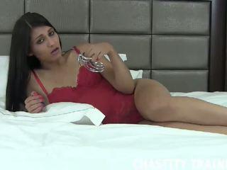 Vaš tič je zdaj my nepremičnine, brezplačno chastity trainer hd porno