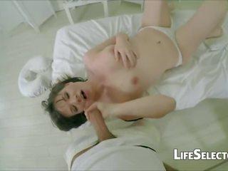 more brunette porn, you blowjob action, free petite
