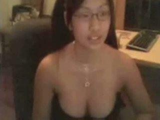 nagy, csinos, webcam