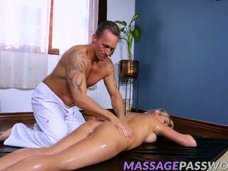 blondes see, watch big boobs, massage quality