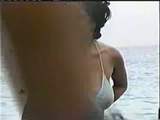 nieuw buitenshuis gepost, grote tieten, groot bikini kanaal