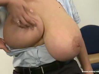 große brüste voll, riesig, zeit frisch
