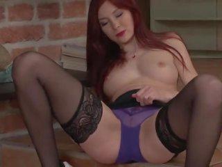 hottest caucasian sex, nice vaginal masturbation sex, solo girl vid